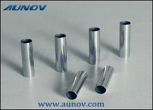 Stainless steel deen drawn electromagnetic valve tube