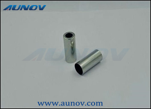 Stainless steel deen drawn four-way valve tube