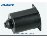 Wiper motor shield