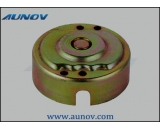 Sheet metal stamping electric motor cover