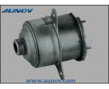Electirc warm wind motor casing