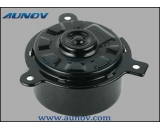 Electirc warm wind motor housing