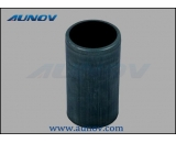 Fuel pump electric motor casing